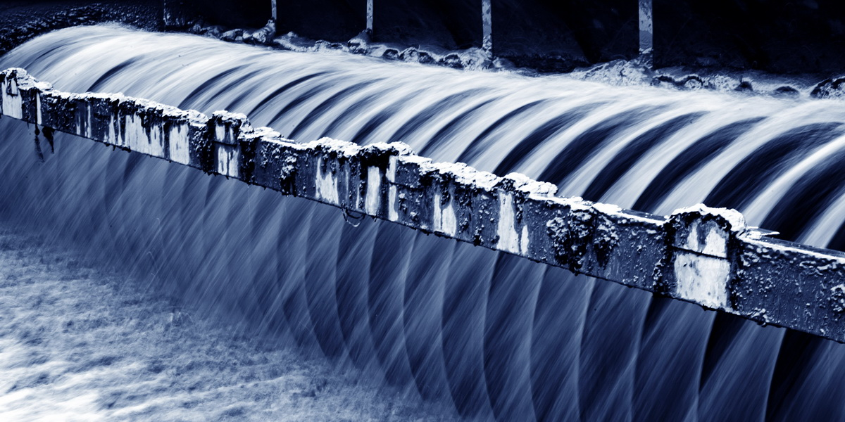 Cost-effective Center Monitoring Solution for Water Management