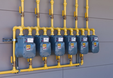 GAS Distribution Automation System