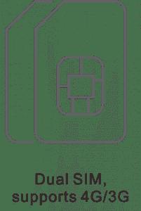 dual sim icon