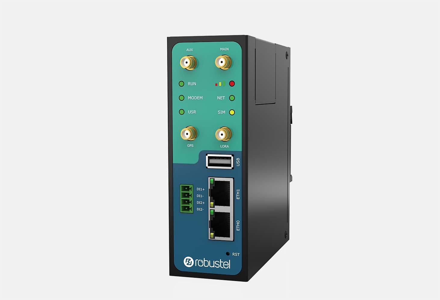 R3000-LG Industrial Lorawan Gateway