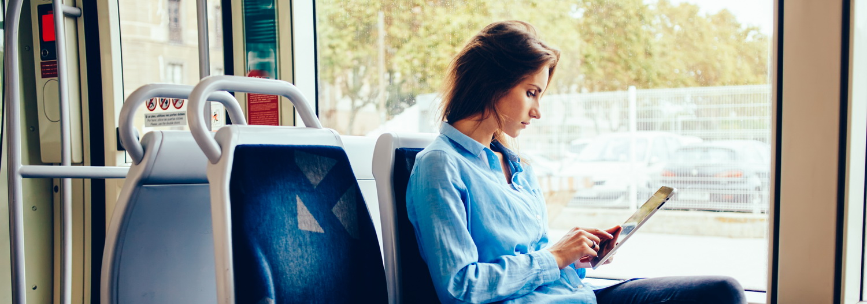 Bus, Train & Taxi Passenger WiFi IoT solution