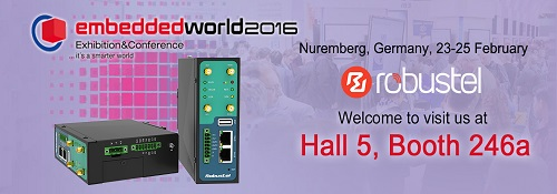 Embedded World 2016 banner 500px