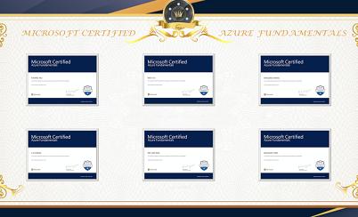 Microsoft Azure Fundamentals Training & Certification thumbnail - PS