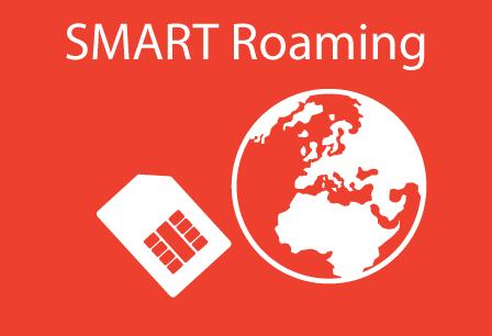 SMART Roaming app