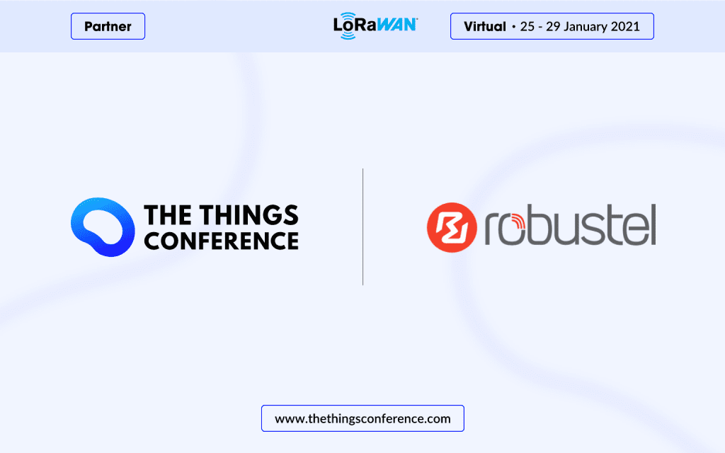 Robustel Joins The Things Conference 2021