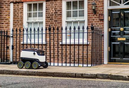 Autonomous Robot IoT Solution